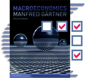 Macroeconomics, Manfred Gärtner, Resources For Students